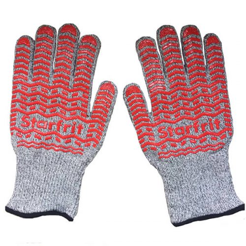 Värmebeständig handske