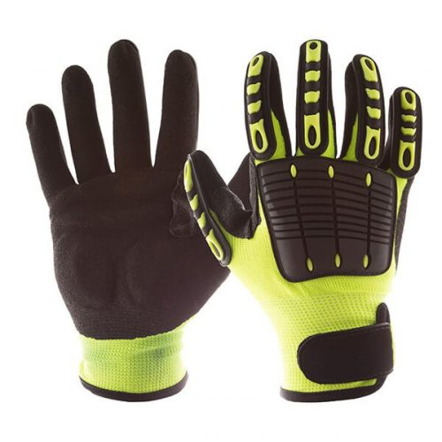 TPR Anti impact Gloves