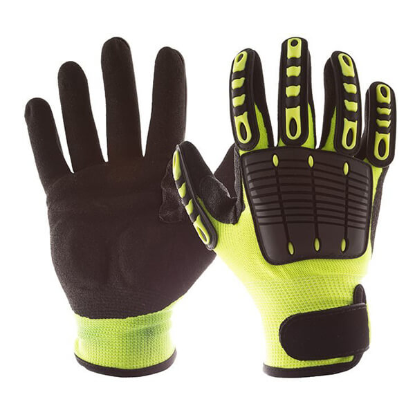 TPR Impact Gloves